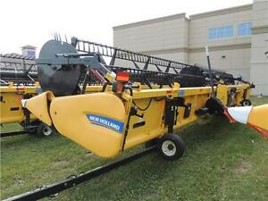 2014 NH 880CF-45 SuperFlex™ Draper Header CR/CX CIH AFX BLOW OUT Regina Regina Area image 2