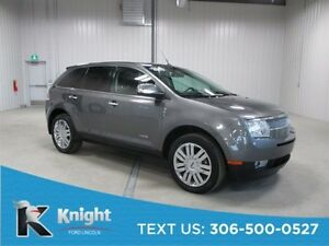 2010 Lincoln MKX Navigation, Moon Roof