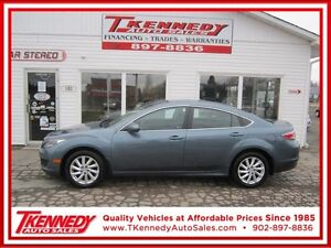 2013 Mazda6 GS SPORT ONLY $11,988.00 LOW PAYMENTS OAC