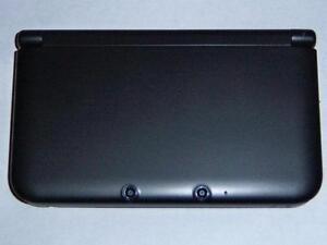 *****NINTENDO 3DS XL NOIRE / BLACK NINTENDO 3DS XL*****