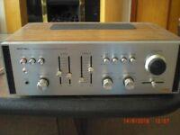 Rotel RA611 amp and pair of Goodmans Magnum SL speakers