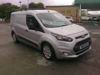 NO VAT.14 reg Ford Transit Connect 240 lwb 1.6TDCi ( 1 owner )