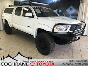 2015 Toyota Tacoma - SUPERCHARGED BUILD, OFFROAD READY