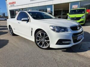 2014 Holden Ute VF MY14 SS V Ute White 6 Speed Sports Automatic Utility Osborne Park Stirling Area Preview