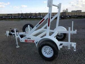 ORANGE TAG SALE - 8.5 Majestik Reel Trailer