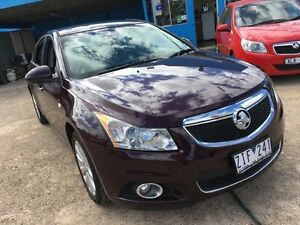 2012 Holden Cruze JH MY13 CDX 6 Speed Automatic Sedan Hoppers Crossing Wyndham Area Preview