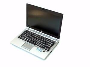 "HP EliteBook 2570p 12.5"" Laptop i5-3360M 3.5GHz 16GB RAM 500GB HD Webcam Win7Pro"