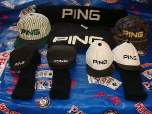 PING GOLF COLLECTION $100.00 0B0