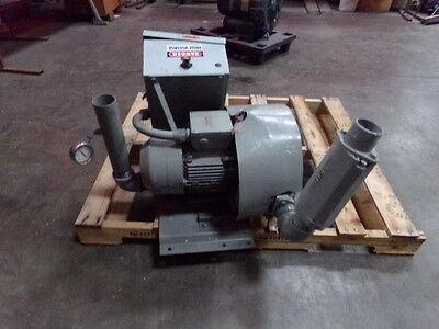 Nash Elmo Regenerative Blower - Model Unknown W 4.6 Kw Siemens Motor Lot 1
