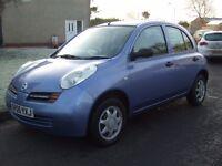 Nissan Micra 1.0i E , 2005 05 , ----- 53000 Miles ----- , Excellent Condition