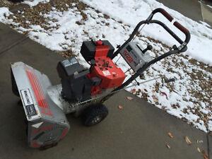 "Sears Craftsman 5 hp, 22"" wide Snow Blower ""TIS THE SEASON!!"""