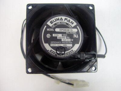 Elina Ep083815 Tube Axial Fan For Biomerieux Vitek Jr
