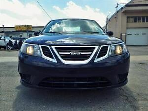 09 SAAB 9-3 2.0 TURBO! FAST AND SHARP! CERTIFIED!