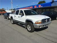 2004 Dodge Dakota SLT groupe elctrique air climatise