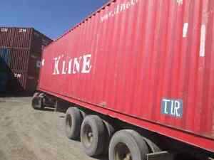 NEW & USED 20' and 40' Sea Containers ~ Blowout Specials!! Edmonton Edmonton Area image 3