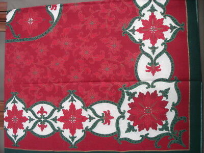 Decorative Cloth Linen Tablecloth Karsten Sample