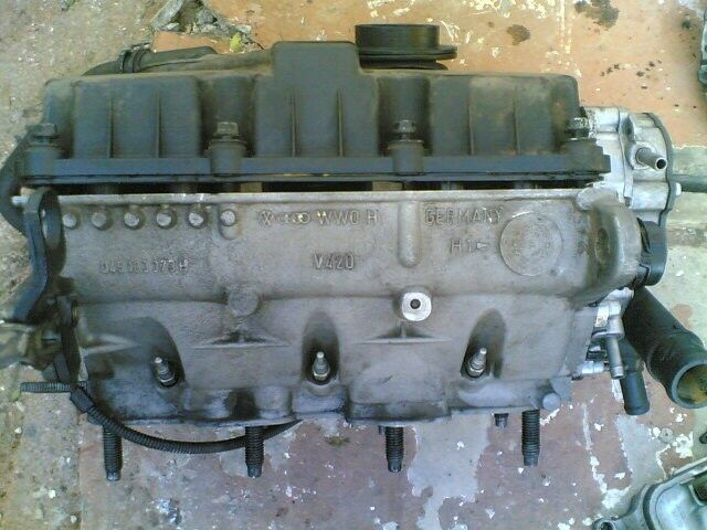 polo 1.4 tdi cylinder head''amf''