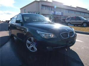 2008 BMW 5 Series 535xi SPORT PACKAGE, MINT! 416-742-5464