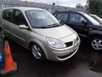 renault scenic choice of 3 all moted nice to drive from £695