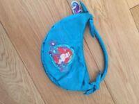 Disney Princess Ariel turquoise small handbag