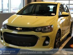 2017 Chevrolet Sonic LT-BACK UP CAMERA SUNROOF ALLOY RIMS & MORE
