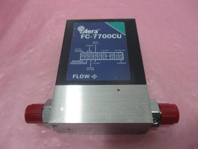 Aera FC-7700CU Mass Flow Controller, MFC, 421406
