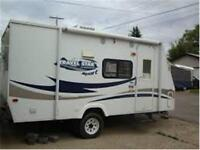 Starcraft tow behind.....BAD CREDIT FINANCING AVAILABLE !!!!