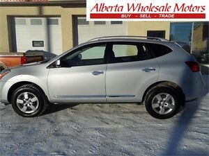 2013 NISSAN ROGUE S 4X4 WE FINANCE ALL EASY FINANCING APPLY