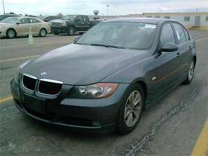 2008 BMW 323i *LEATHER,SUNROOF,AUTOMATIC,PRICED TO SELL!!!*