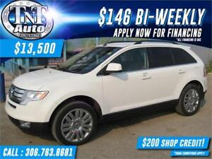 2009 Ford Edge Limited AWD-LEATHER-NAV-APPLY NOW!