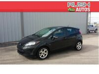 2012 Ford Fiesta SES ***Leather*** Fuel Efficient, Lowo Mileage