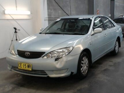 2006 Toyota Camry ACV36R Upgrade Altise Blue 4 Speed Automatic Sedan Beresfield Newcastle Area Preview