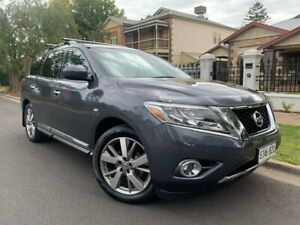 2013 Nissan Pathfinder R52 MY14 Ti X-tronic 4WD Grey 1 Speed Constant Variable Wagon Prospect Prospect Area Preview