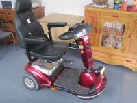 Shoprider Voyager Deluxe Mobility Scooter