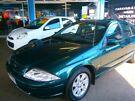 2001 Ford Falcon AU II SR Forte Green 4 Speed Automatic Sedan