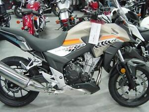 2016 HONDA On Road CB 500 XAG Adventure ABS