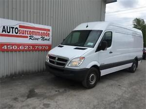 2009 Dodge Sprinter 2500 - DIESEL *HAUT-LONG*