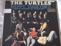 Vinyl LP The Turtles Happy Together London HAU 8330