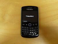 BlackBerry® Curve 9360 ( Virgin) in Black Smartphone Mobile Phone