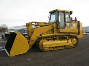 Caterpillar 973C Crawler/Loader