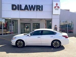 2018 Altima 2.5 SV*HEATED SEATS*BACKUP CAM*HEATED STEERING WHEEL