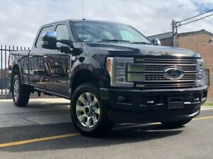 2019 Ford F250 CrewCab Platinum Black 6 Speed Utility Fairlight Manly Area Preview
