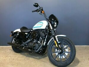 2019 Harley-Davidson XL1200NS Iron 1200 Solid Campbelltown Campbelltown Area Preview