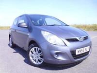 HYUNDAI i20 1.2 Classic 3DR, 2009, AIR CON, FSH, NEW CLUTCH AND NEW MOT !
