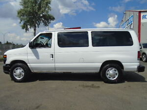 SOLD!!!!!!!!!!!!!!!!!2011 FORD ECONOLINE E-150 --Wagon --4.6L V8