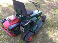 DEUTSCHER 280  RIDE ON MOWER 11HP GV400 Electric Honda Engine Kellyville Ridge Blacktown Area Preview