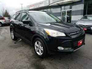 2013 Ford Escape SE AWD ECOBOOST ONLY 117KM New Timing Belt/Wate
