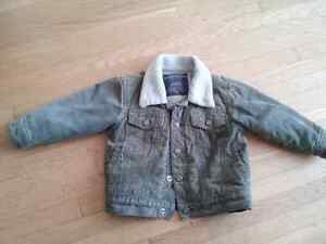 Old Navy Courdury Jacket 2T