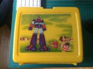Retro Anime Lunchbox w/ Thermos Kitchener / Waterloo Kitchener Area image 2