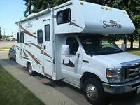 RV - 23 FT. Motor Home Rental In Saskatoon